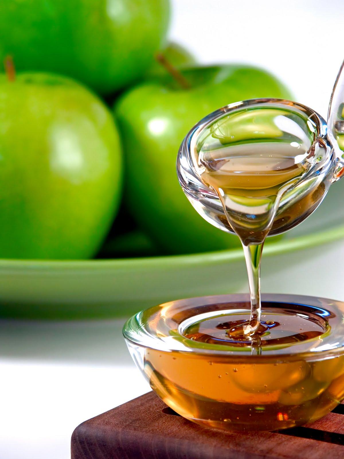 Manzanas con miel ¿Por qué?