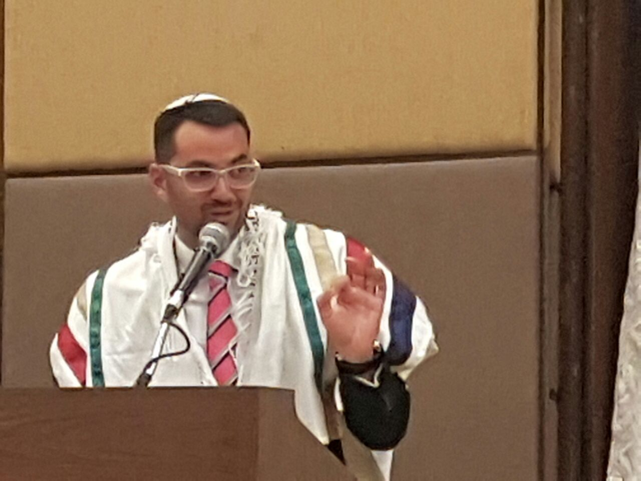 Drashá Tekes Hasmajá – Predica de ordenación rabínica