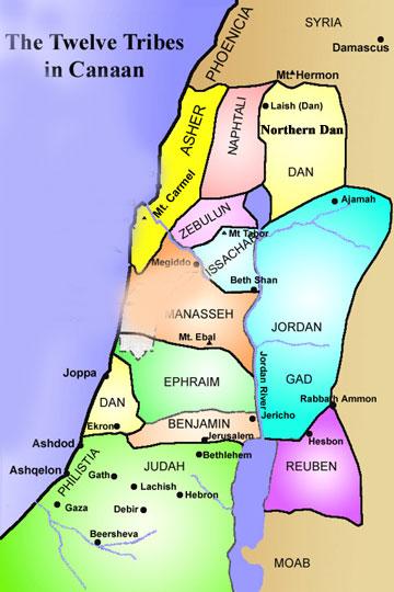 Parashat Matot-Masei: El sionismo de Gad y Reuven.