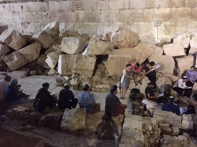 """Tisha beAv – """"Desde el día que se destruyó el Templo de Jerusalén…"""""""