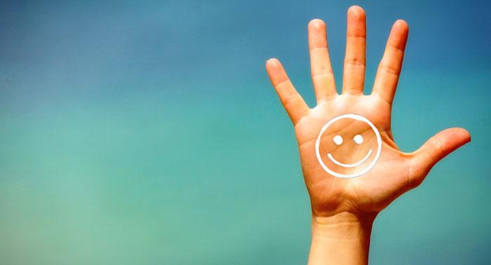 Sucot 5778 – Los cinco niveles de la felicidad