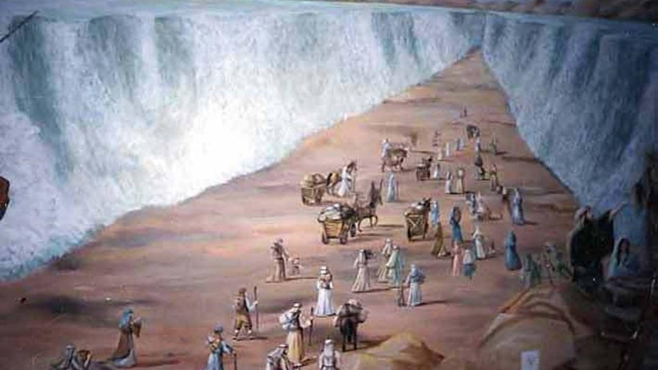 Séptimo día de Pesaj: Doce caminos, un destino