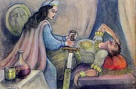 Yehudit, la heroína de Janucá